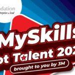 MySkills Got Talent 2020 brought to you by 3M along with MySkills Foundation