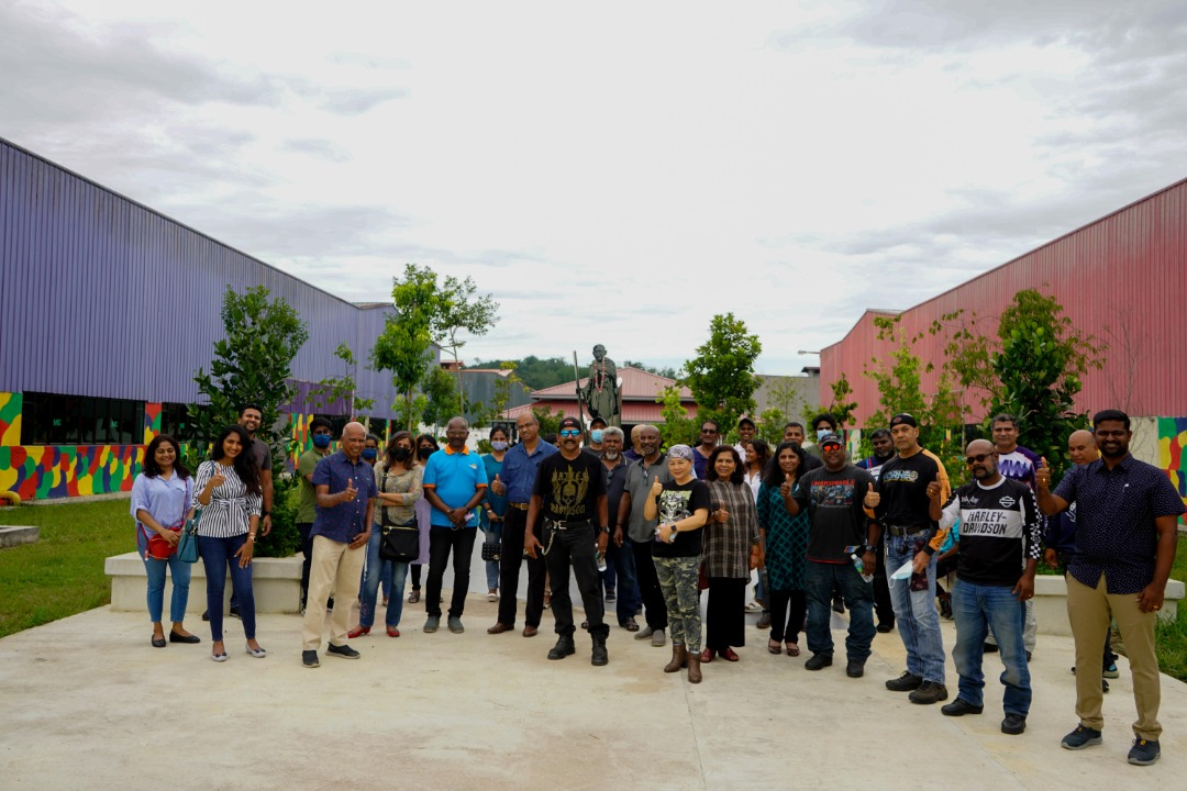 A DAY WITH KOM D'COMRADES, SEGAR 88 & BIKERS | MYSKILLS FOUNDATION